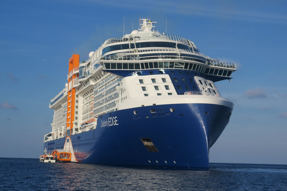 My photo tour of Celebrity Edge (with link to full story and video)